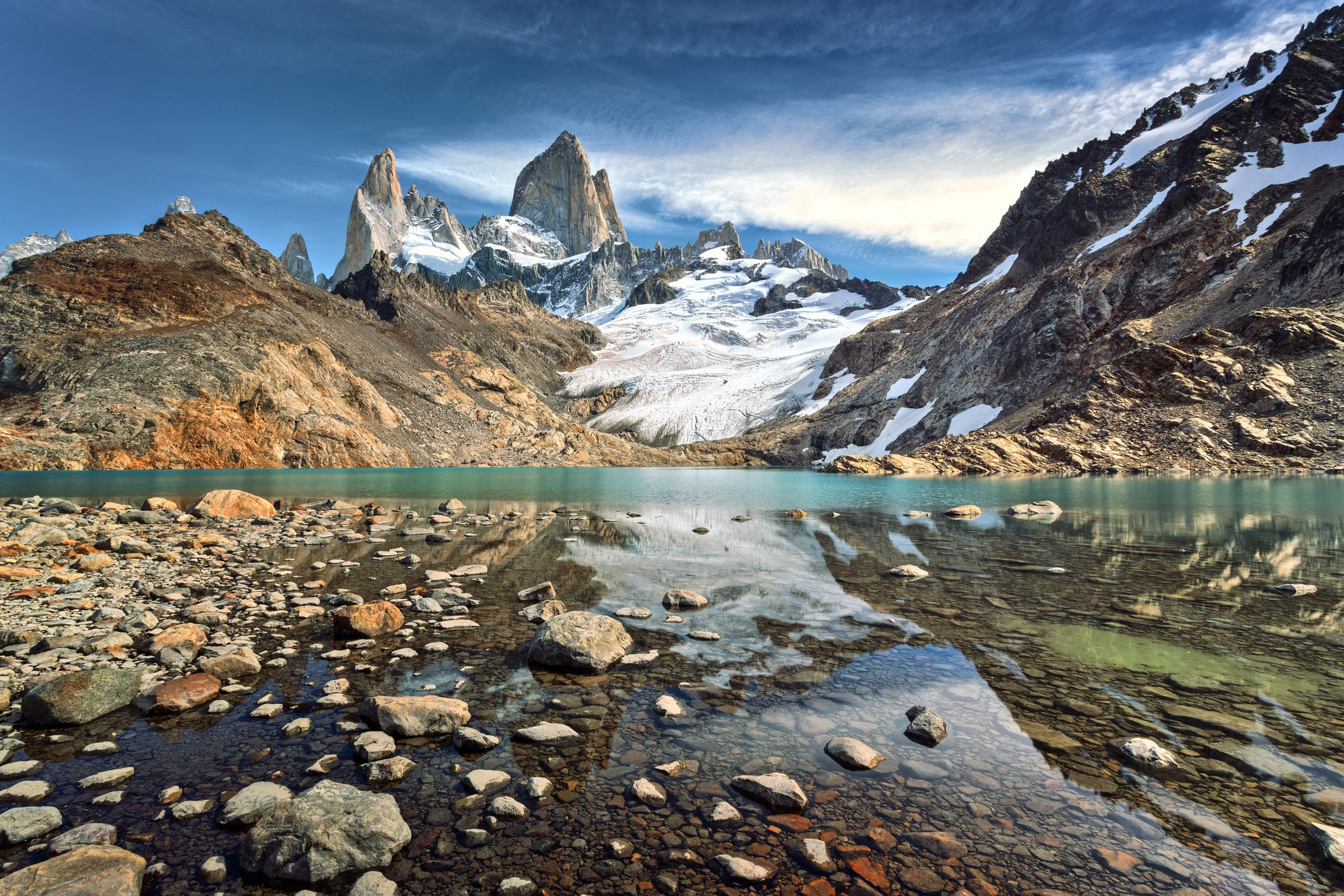 Getting ready for Patagonia! - cover