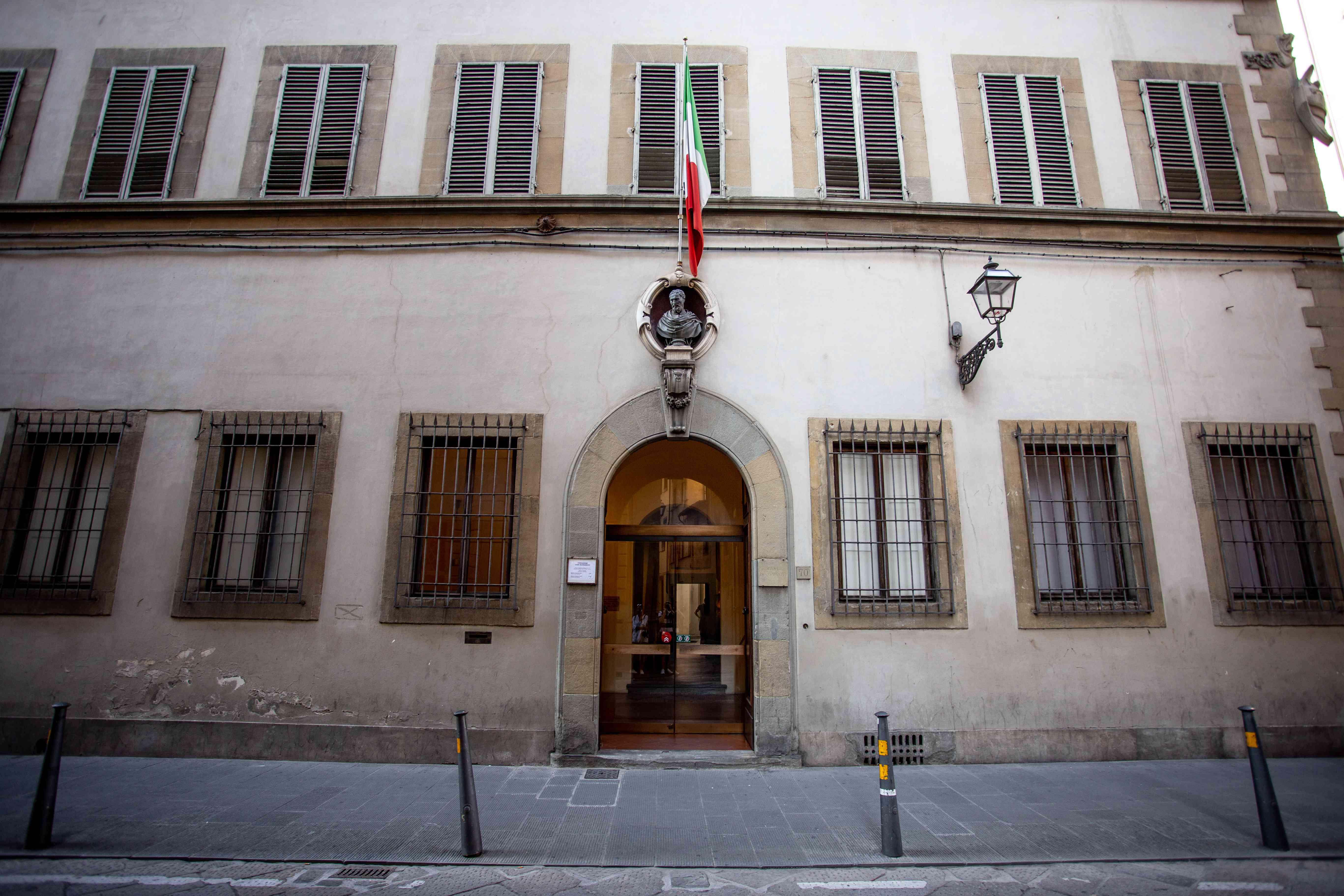 Casa Buonarroti in Florence, Italy