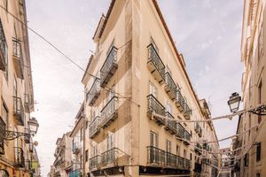 Buildings in Barrio Alto