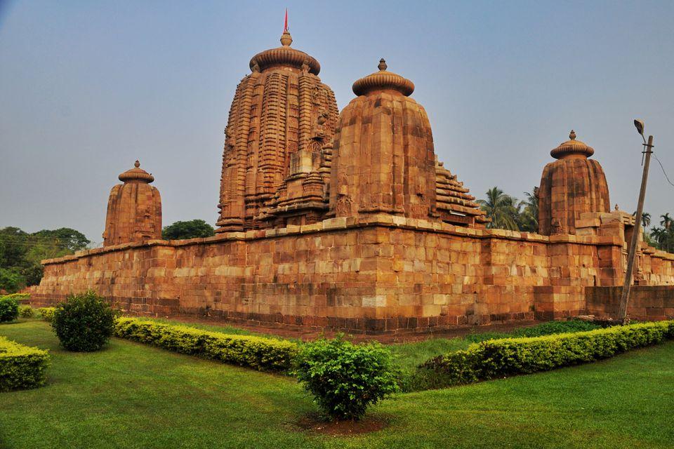 Brahmeshwar Temple, Bhubneshwar