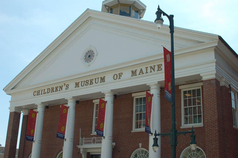 Museo de los Niños de Maine en Portland