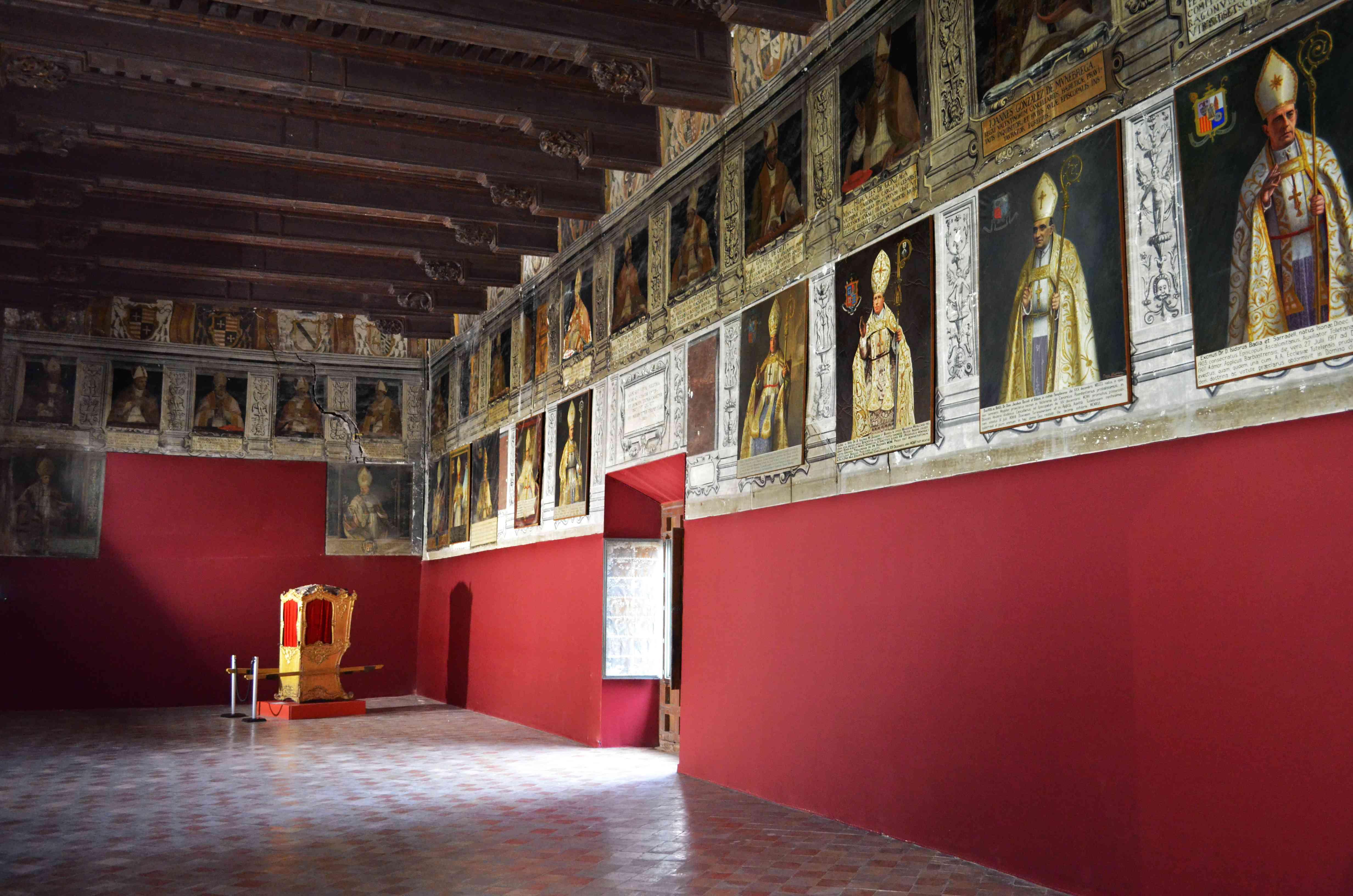 Episcopal Palace Of Tarazona
