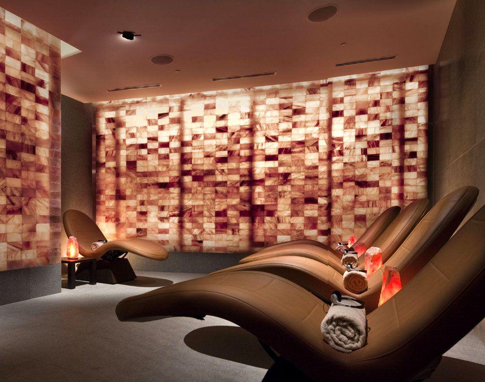 Spa Salt Room en ARIA en CityCenter en Las Vegas
