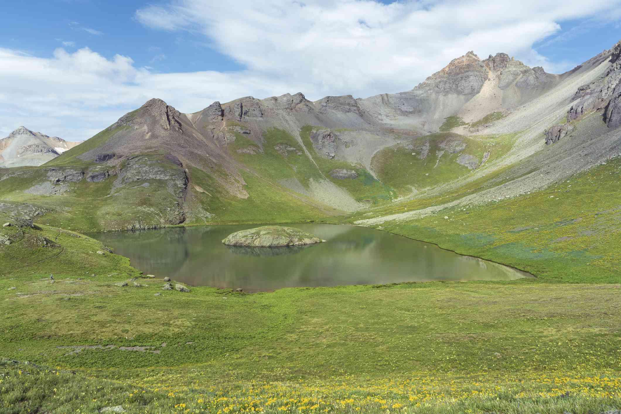 Ice Lakes Basin, Colorado