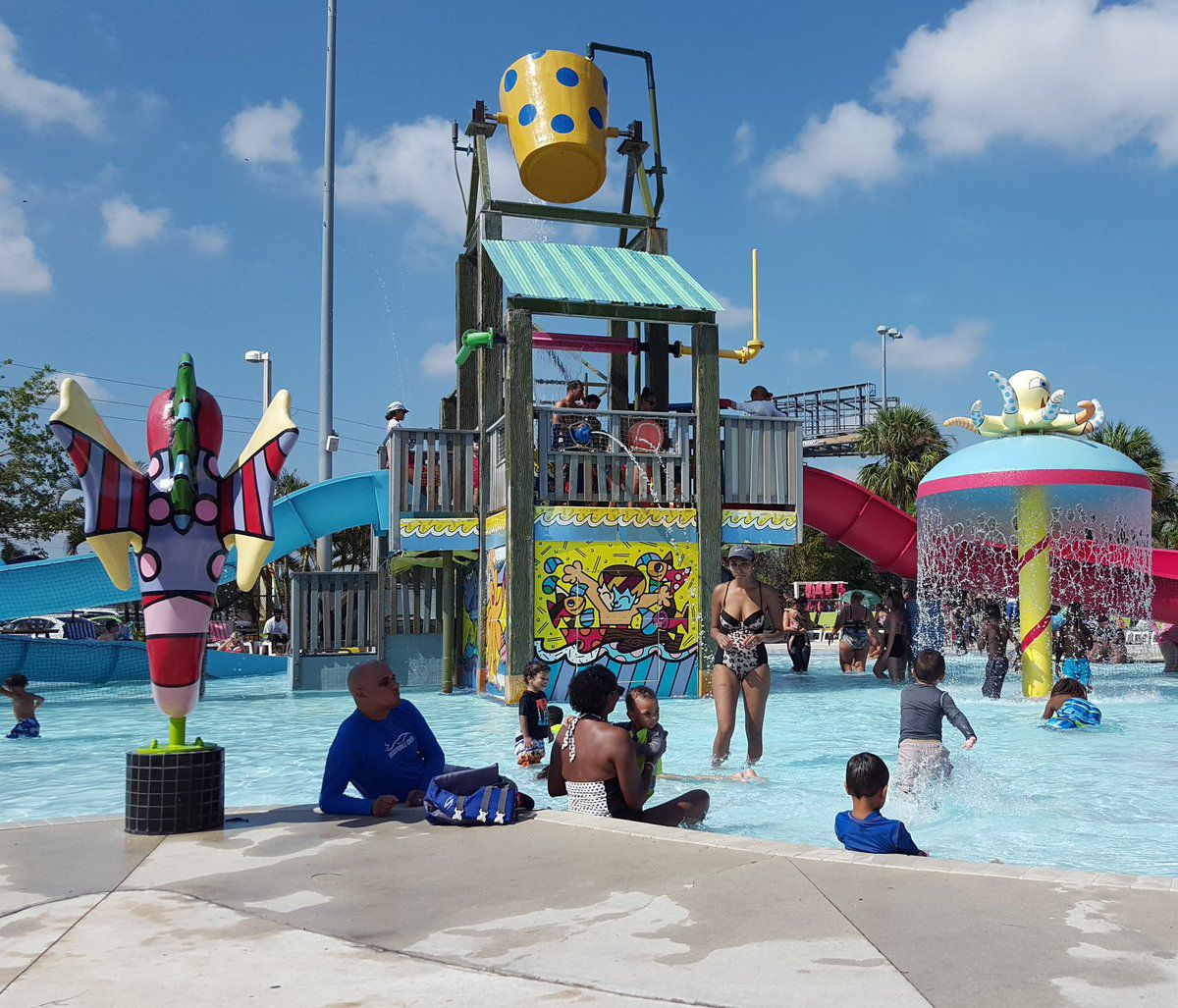 Grapeland Water Park: The Complete Guide