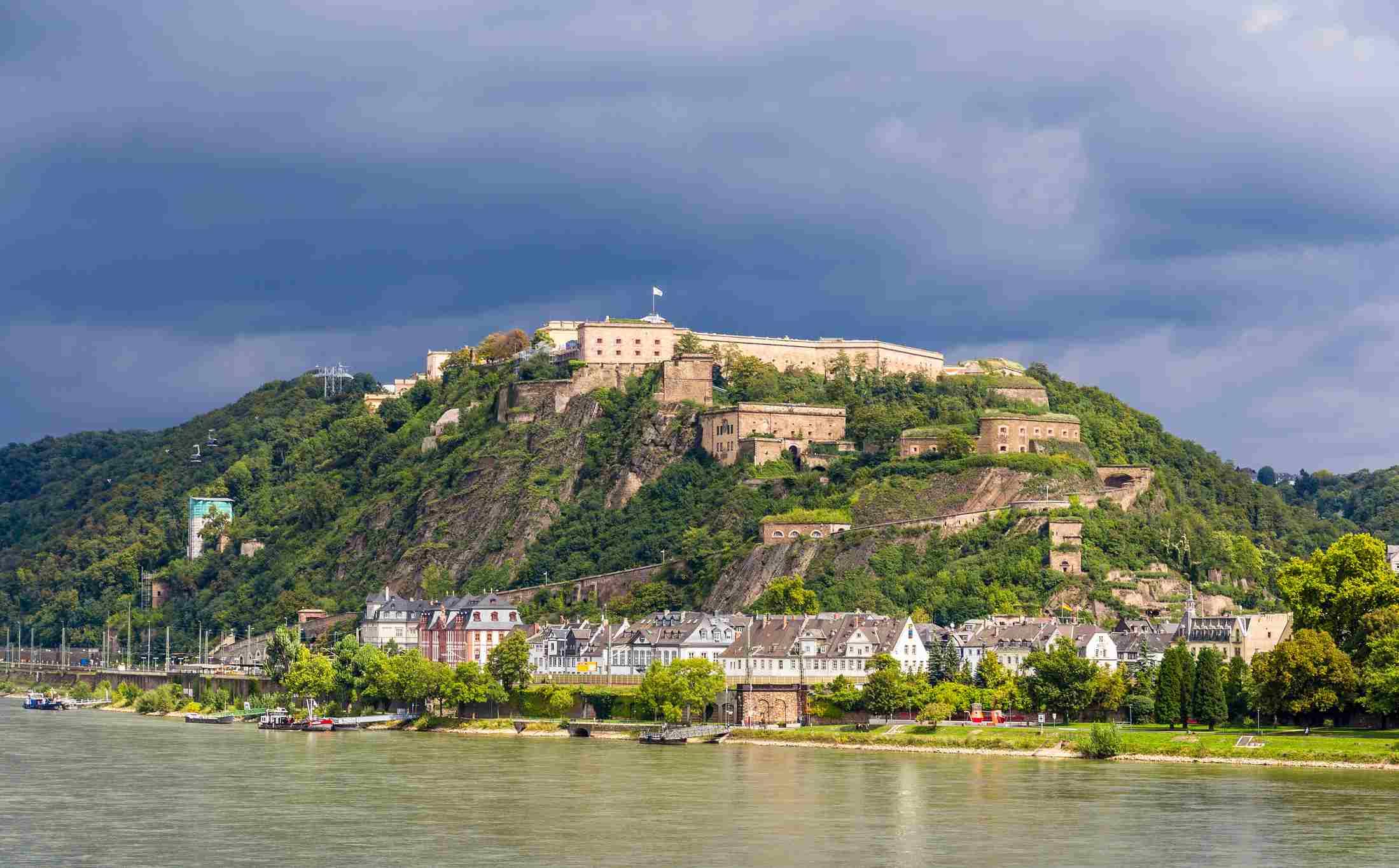 Koblenz Ehrenbreitstein Fortress