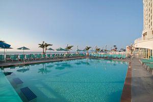 Hilton Suites Ocean City Pool