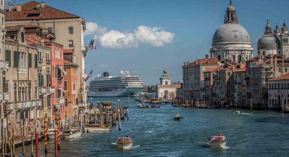 Viking Star in Venice