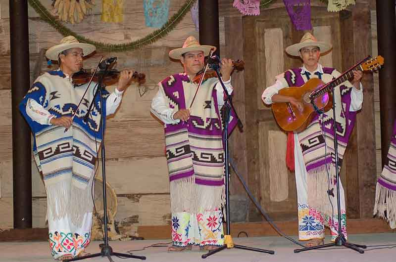 musicians in Mexico