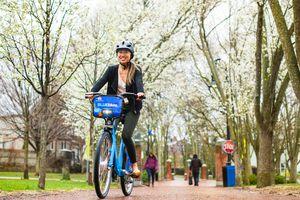 Boston's Blue Bikes Ride-Sharing