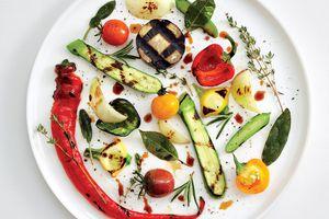 Arpège has a vegetarian tasting menu lauded by gourmets.