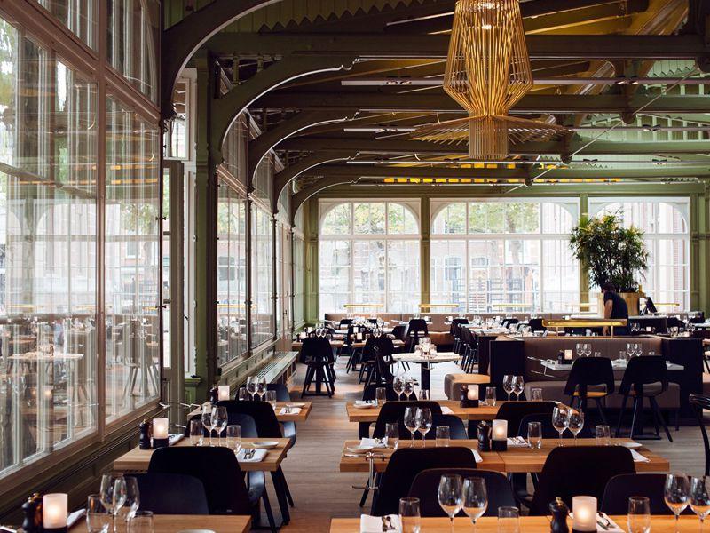 Cafe Restaurant de Plantage