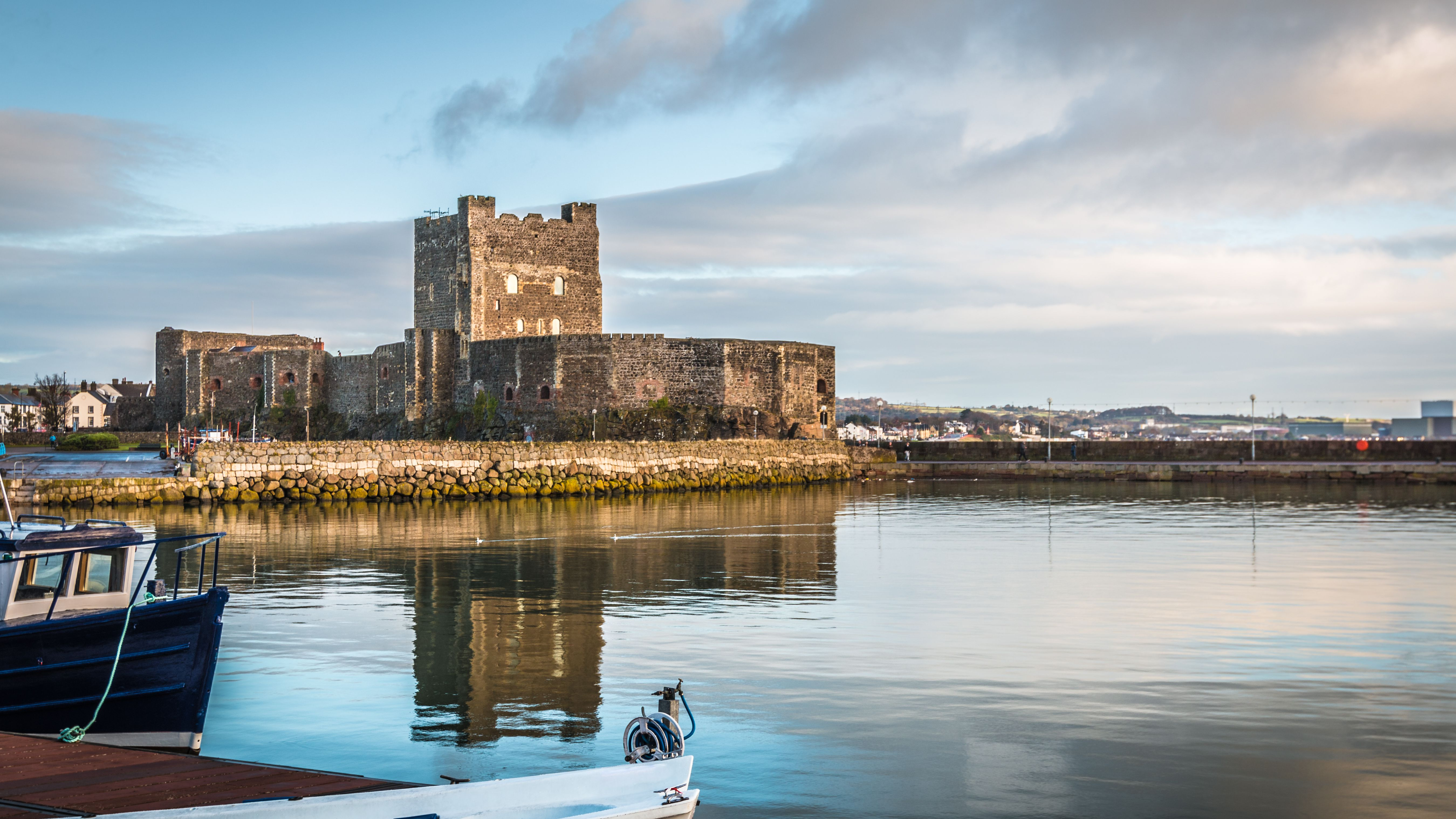 Carrickfergus Song Lyrics and History