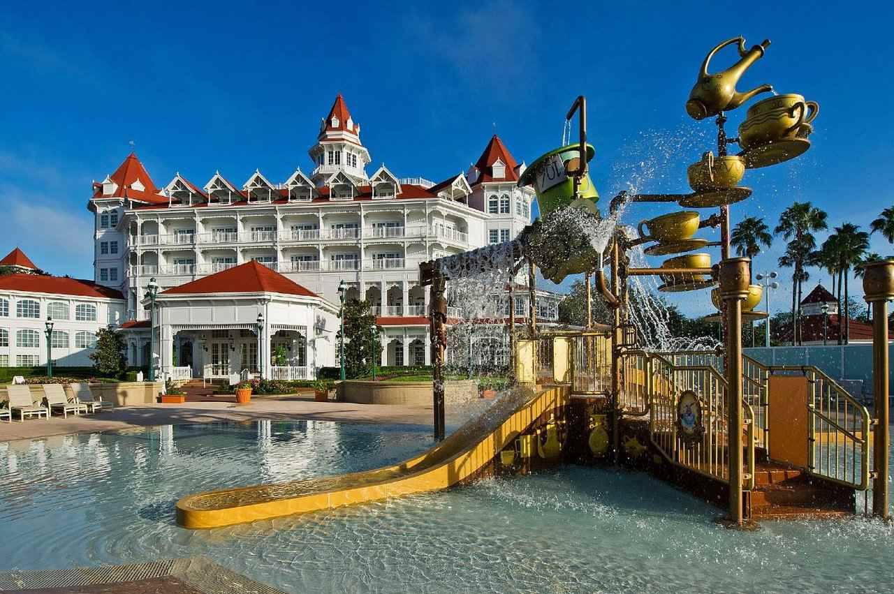 Best Overall Disney S Grand Floridian Resort Spa