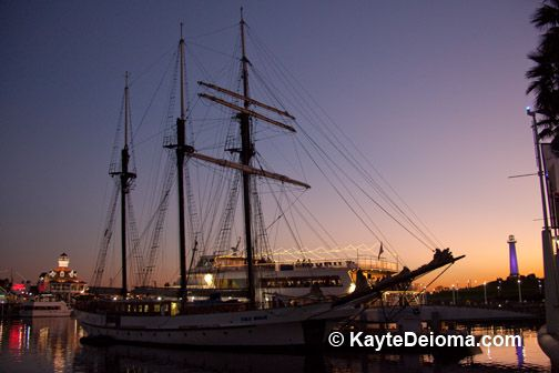 Tall Ships in Southern California