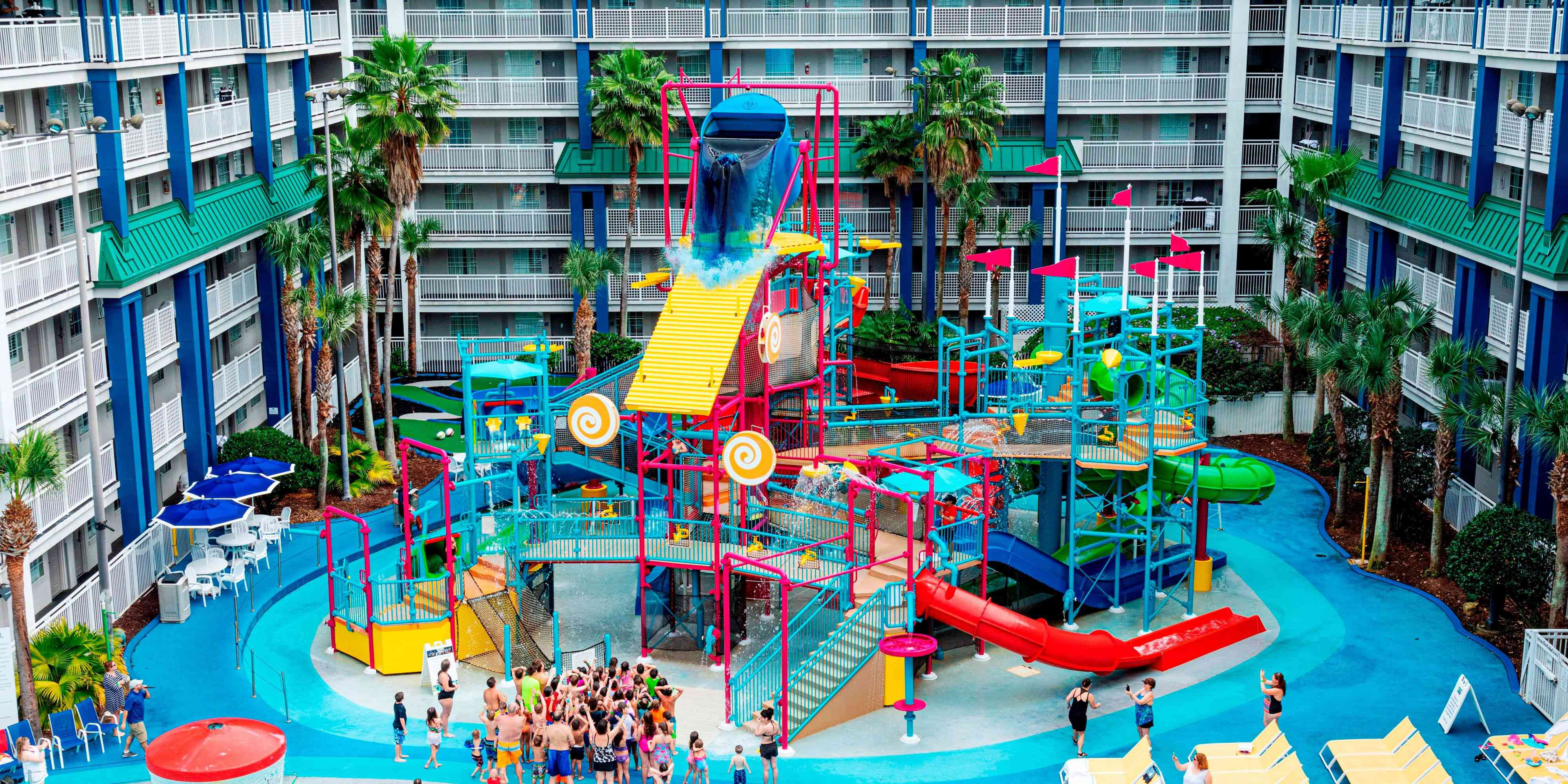 Holiday Inn Resort Orlando Suites and Waterpark