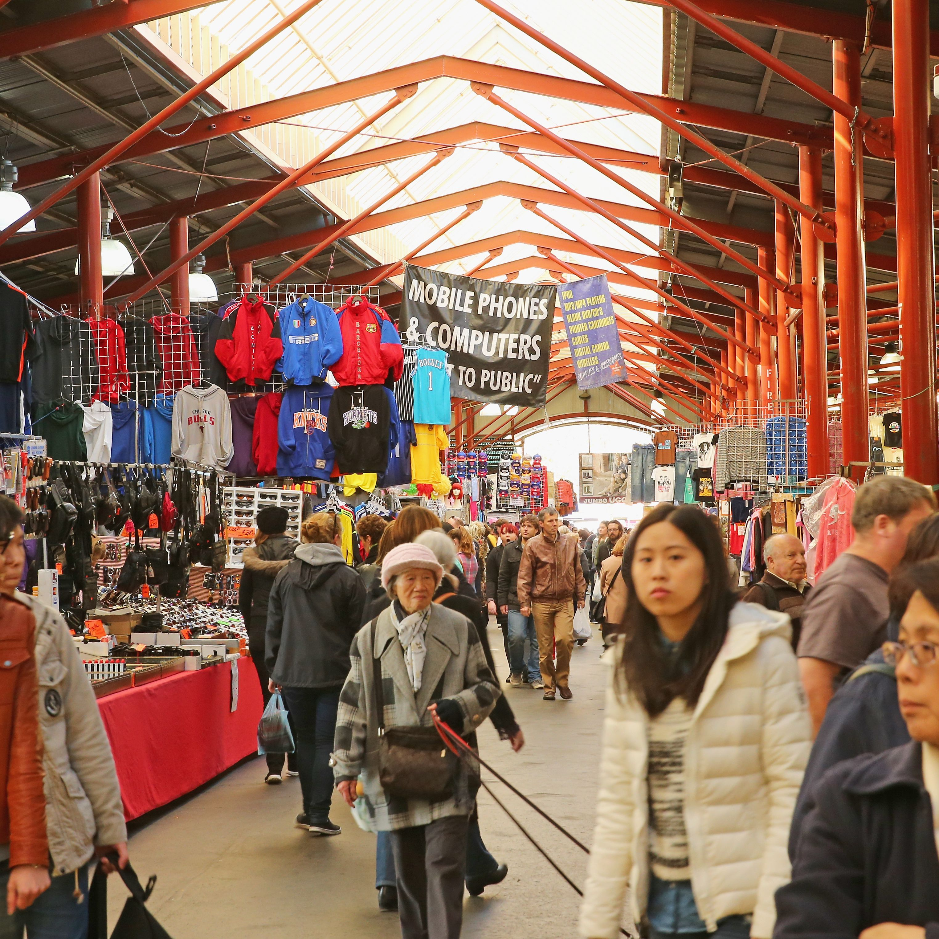 The Top 8 Markets in Melbourne