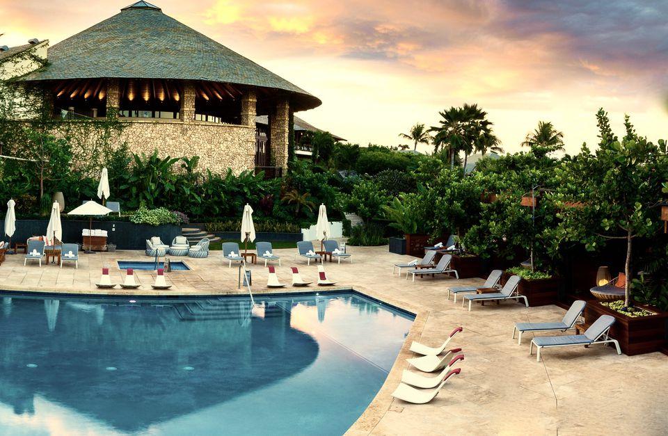 Hotel Wailea Relais Caux Maui Hawaii