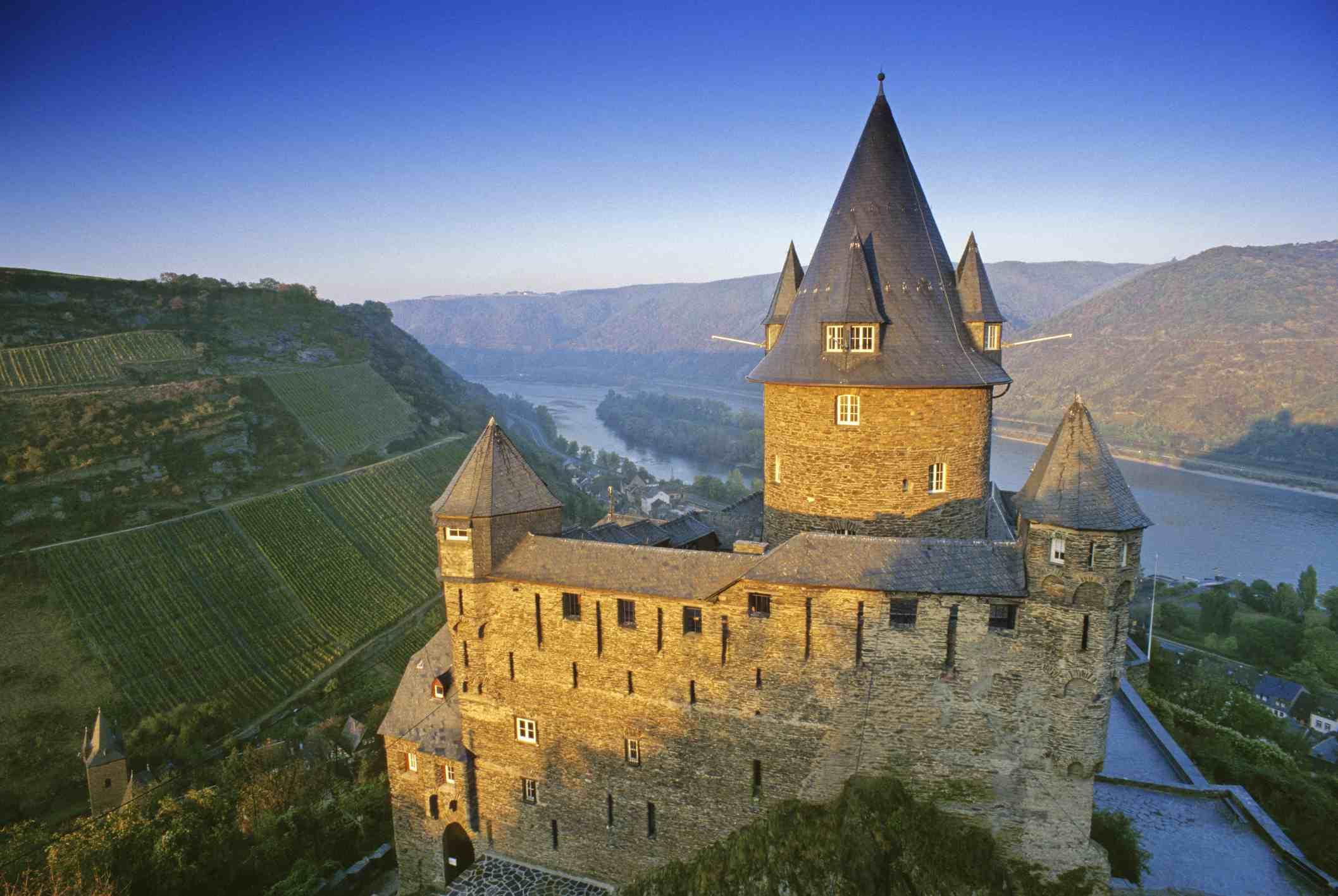 Bacharach Castle