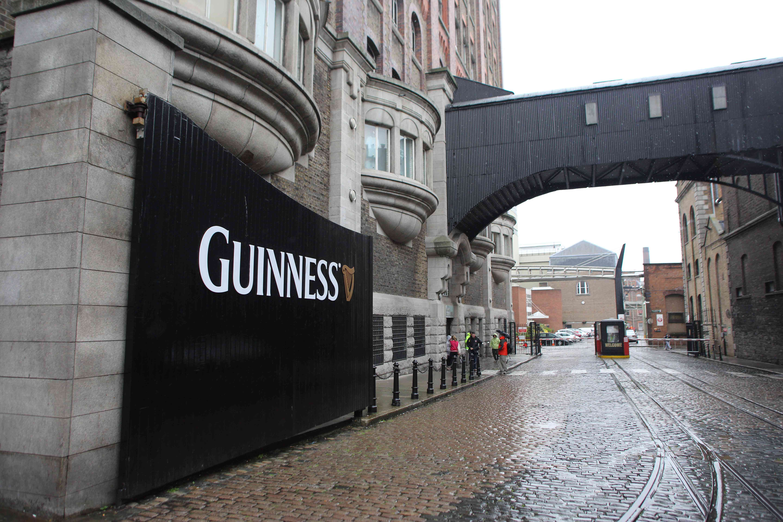 Guinness Storehouse St. James's Gate Brewery, Dublin, Ireland