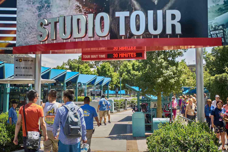 Lo que necesita saber para disfrutar del Studio Tour en Universal Studios Hollywood Tomando el Studio Tour en Universal Studios