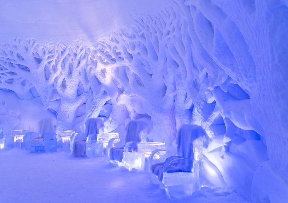 7d5f158d1 The Best Ice Hotels in Scandinavia