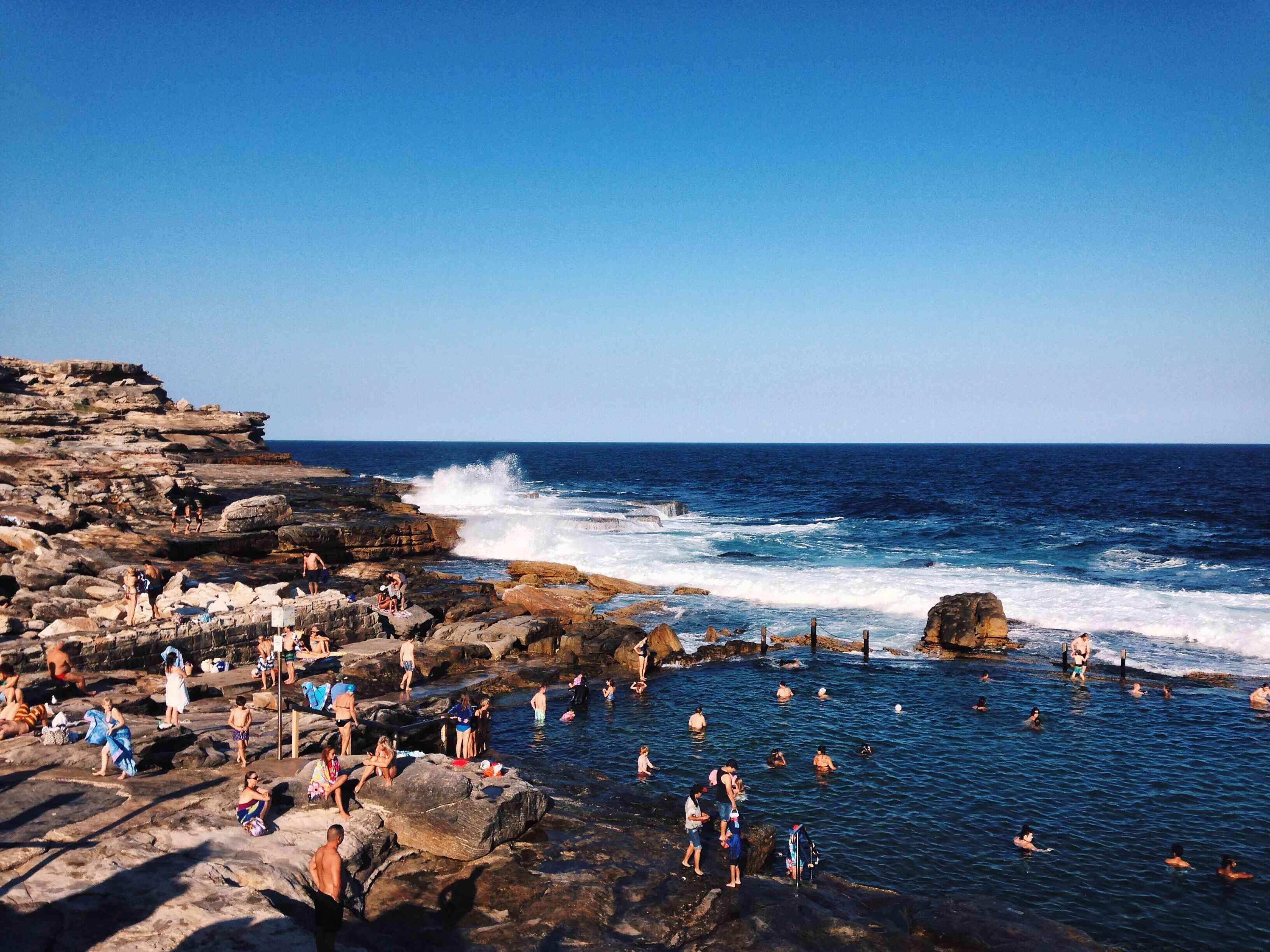 Coogee Ocean Pool