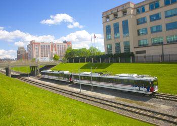 St. Louis MetroLink rail