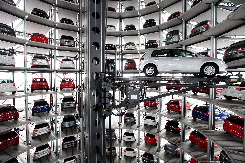 VW Factory Germany