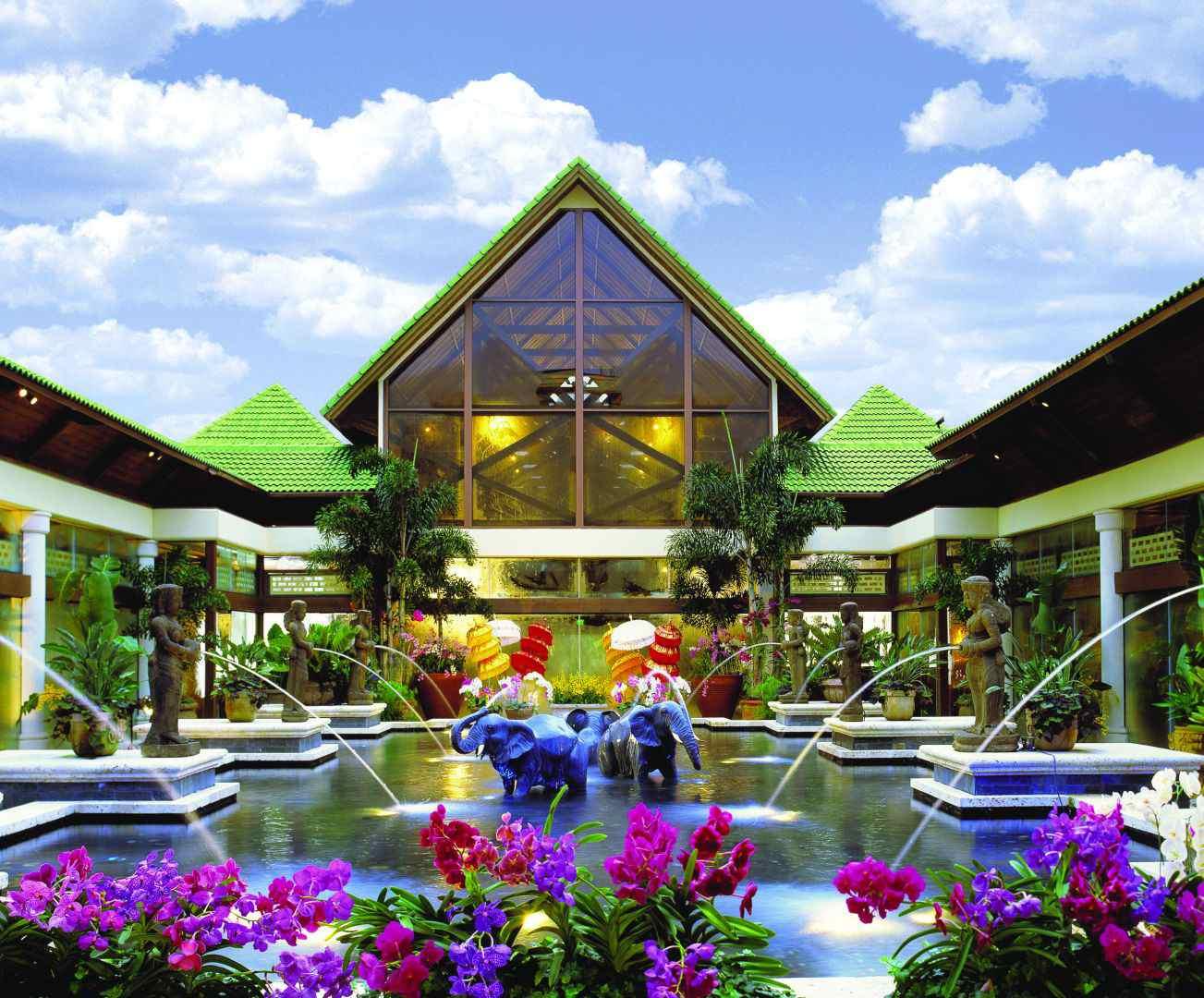 Orchid Court en Loews Royal Pacific Resort