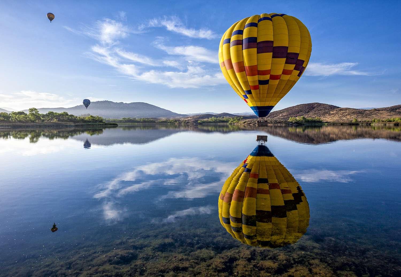 Hot Air Ballooning in Temecula, CA
