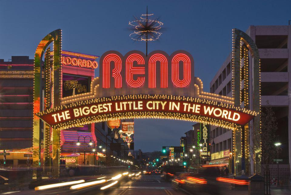 Reno's famous