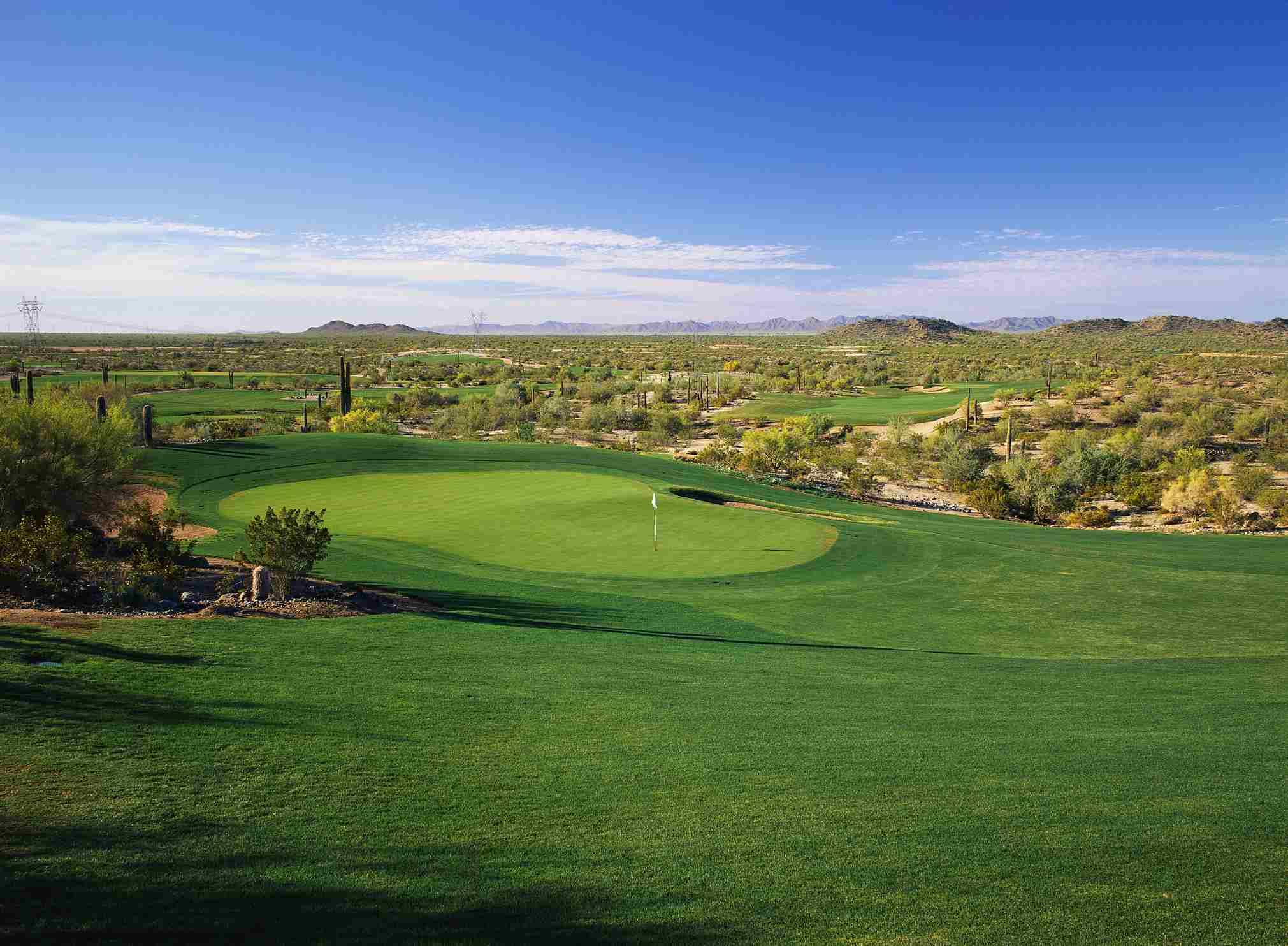Estrella Mountain Golf course