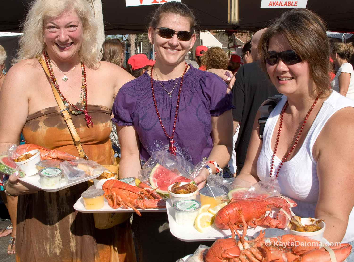 Lobster Festival at the Port of Los Angeles