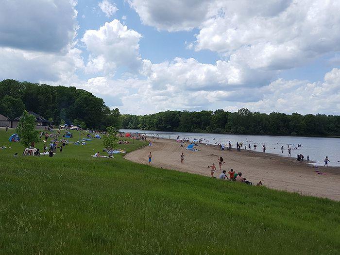 Lake Orion: Bald Mountain Recreation Area