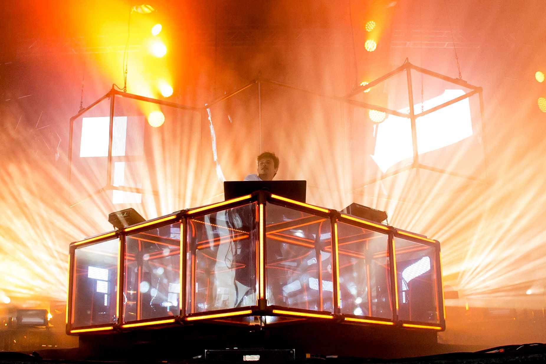 Austin City Limits Music Festival stage
