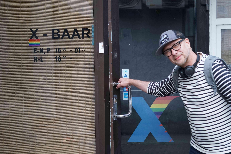 X-Baar