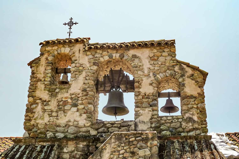 Mission Bells, San Miguel