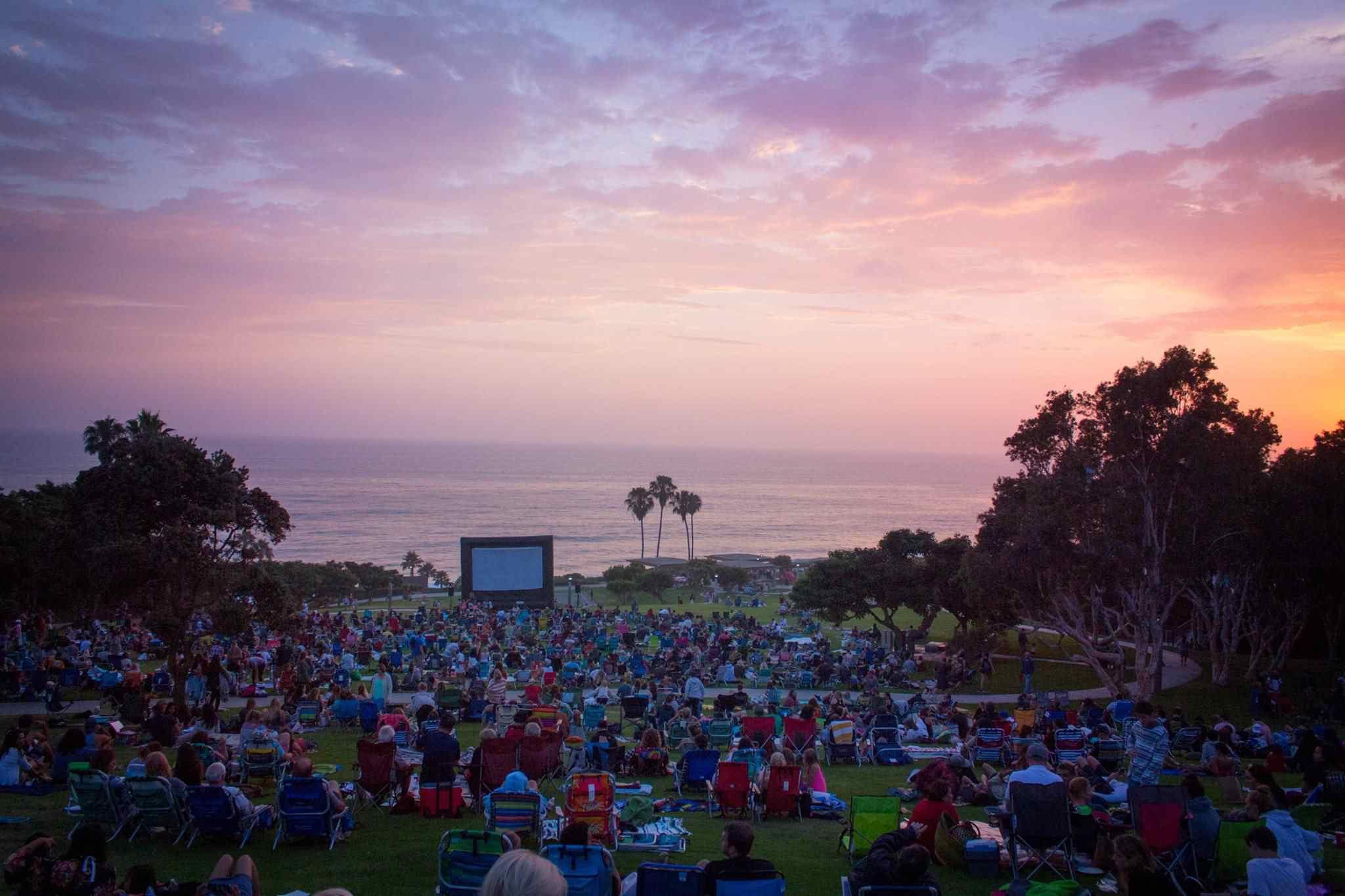 Salt Creek Beach, Dana Point, CA movie
