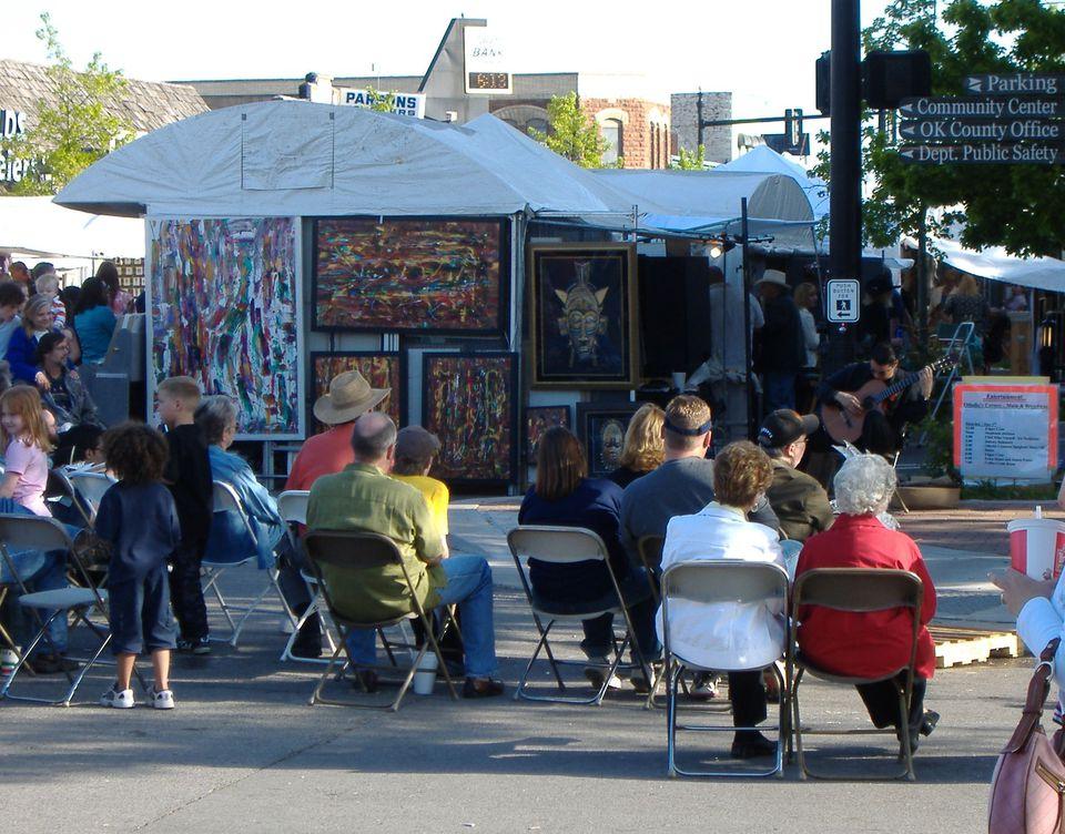 The Edmond Arts Festival