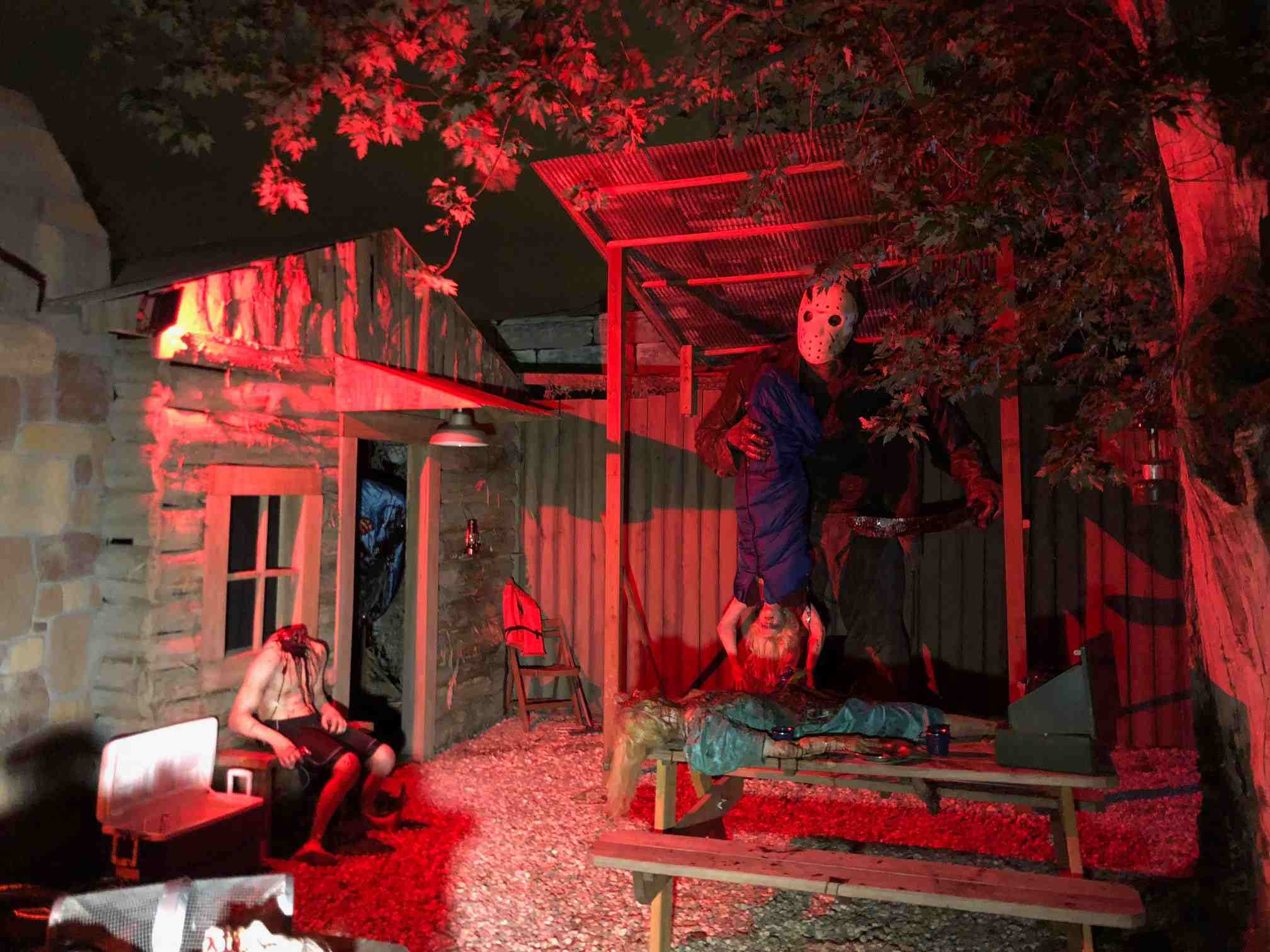 The Best Halloween Haunted Houses In St Louis