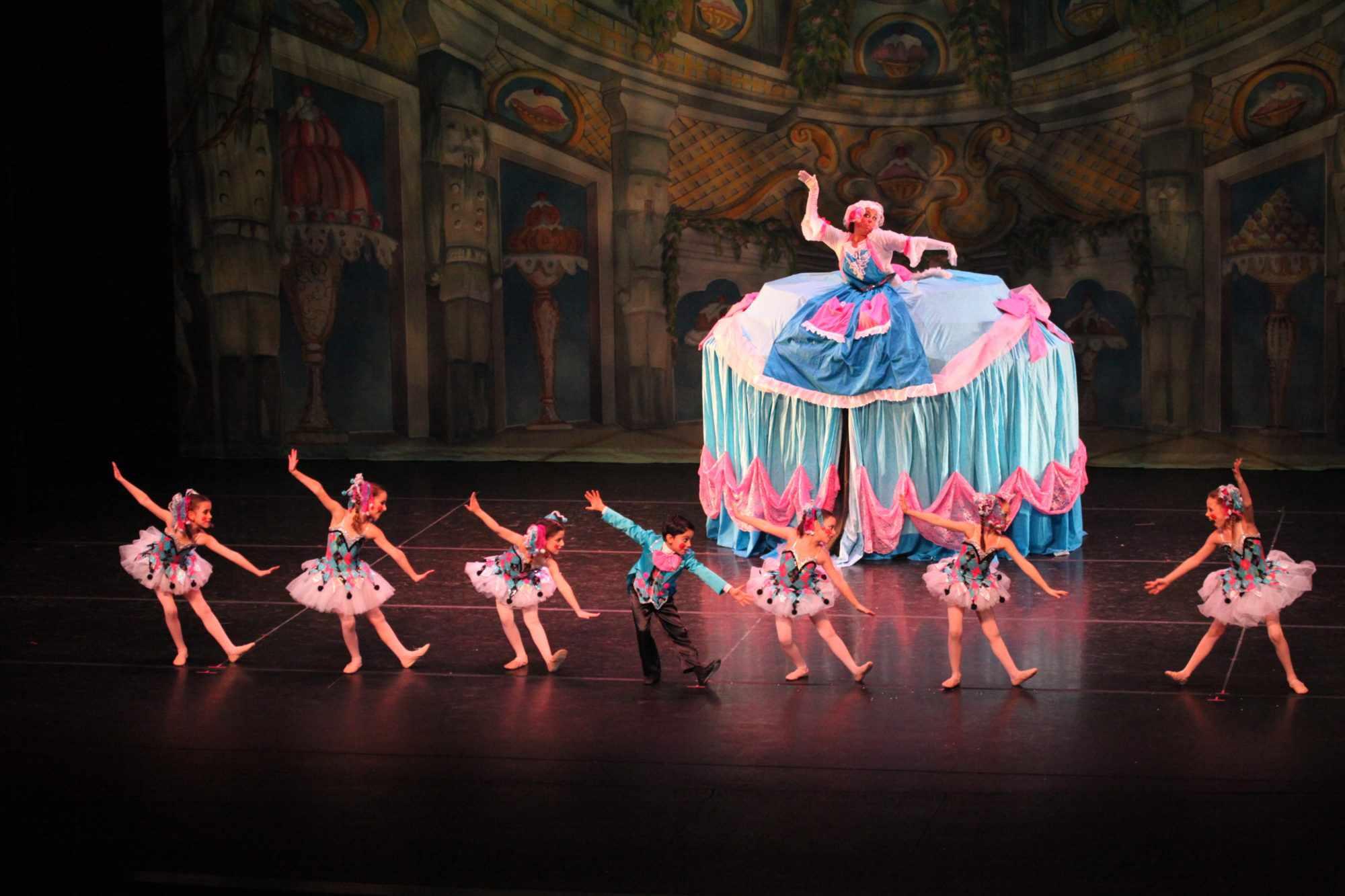 The Nutcracker by Metropolitan Ballet Theatre & Academy