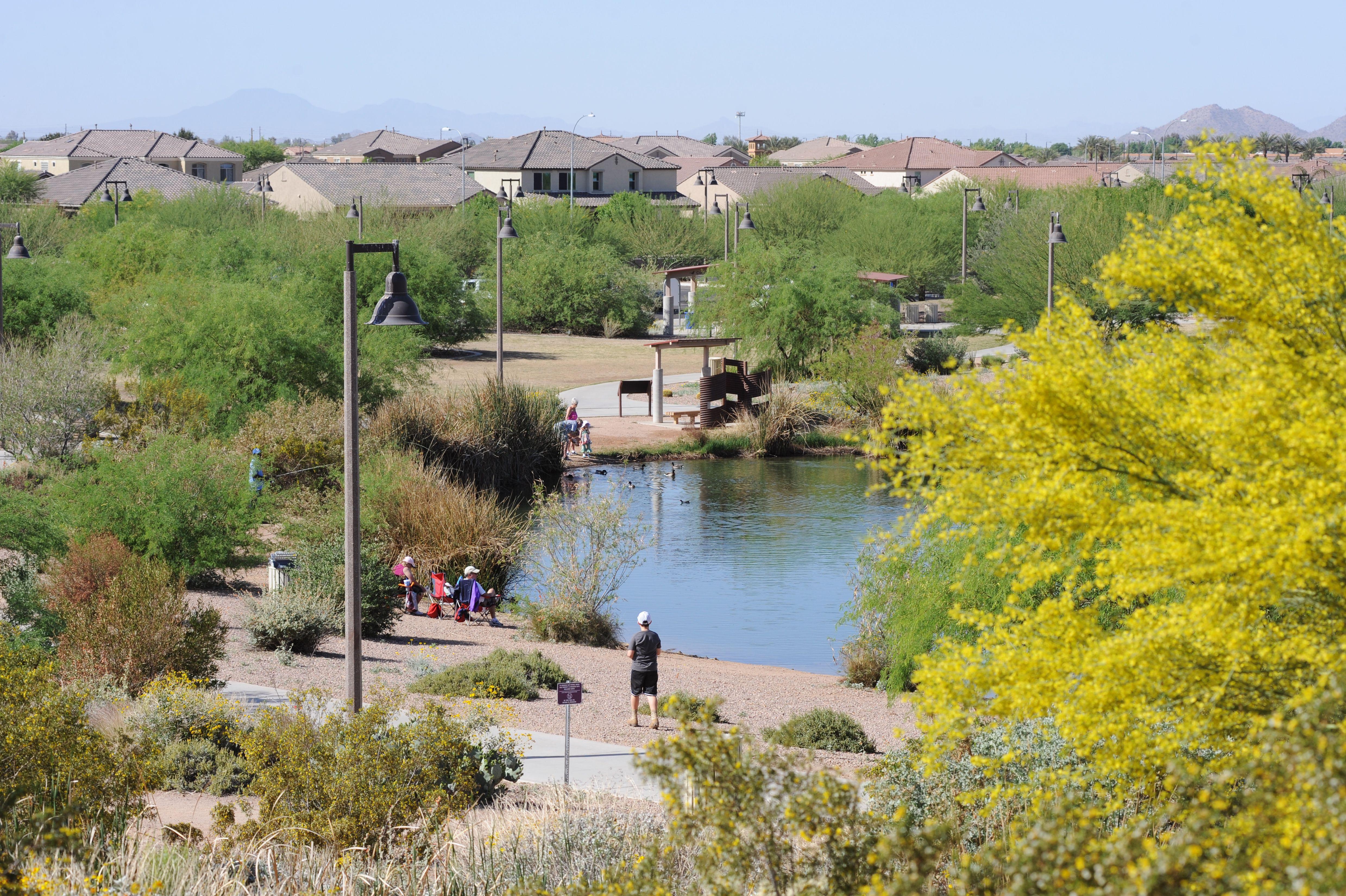 Veterans Oasis Park and Environmental Education Center