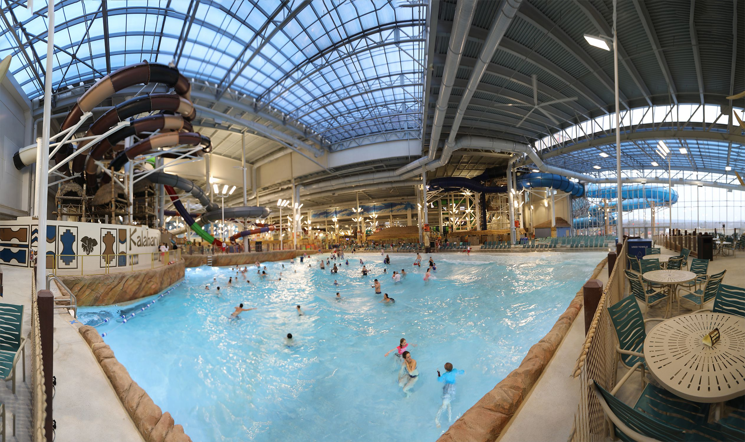 Americas Best Indoor Water Parks in Every Region