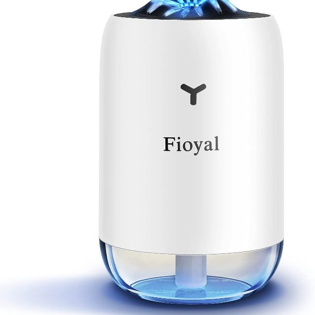 Fioyal USB Personal Small Humidifier