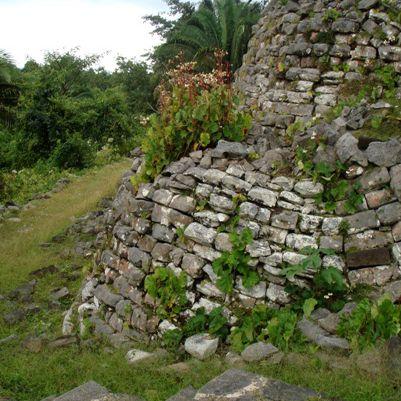 The Lubaantun Ruins