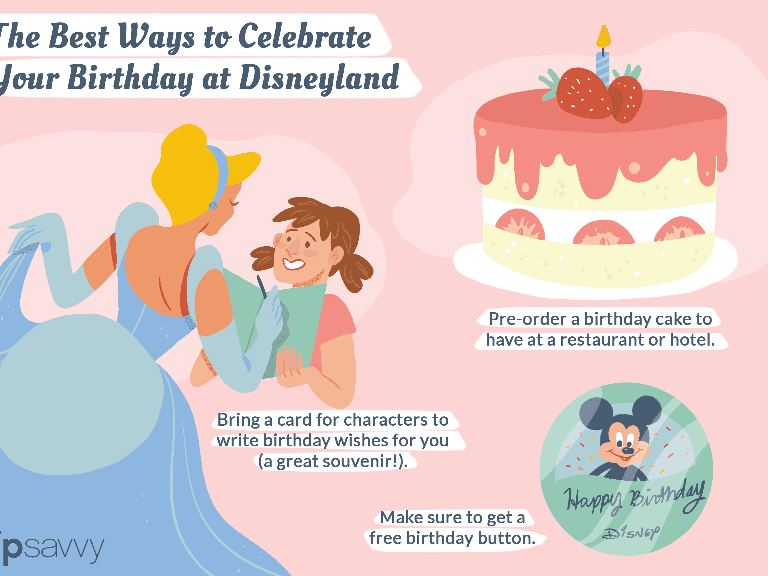 Pleasing A Disneyland Birthday What To Do And Ways To Celebrate Personalised Birthday Cards Veneteletsinfo