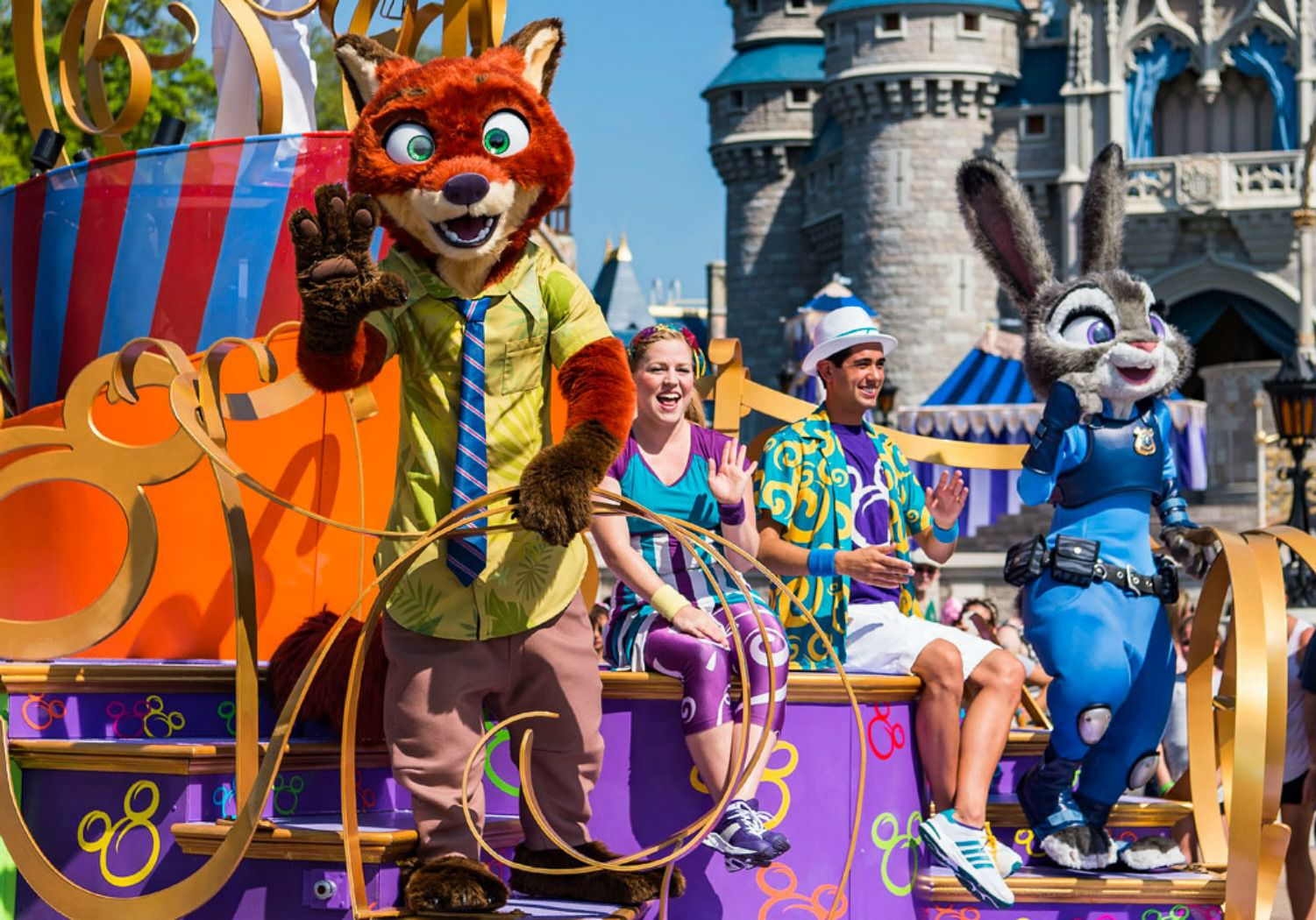 Character Experiences At Disney World