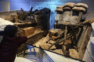 Great War Museum at Meaux