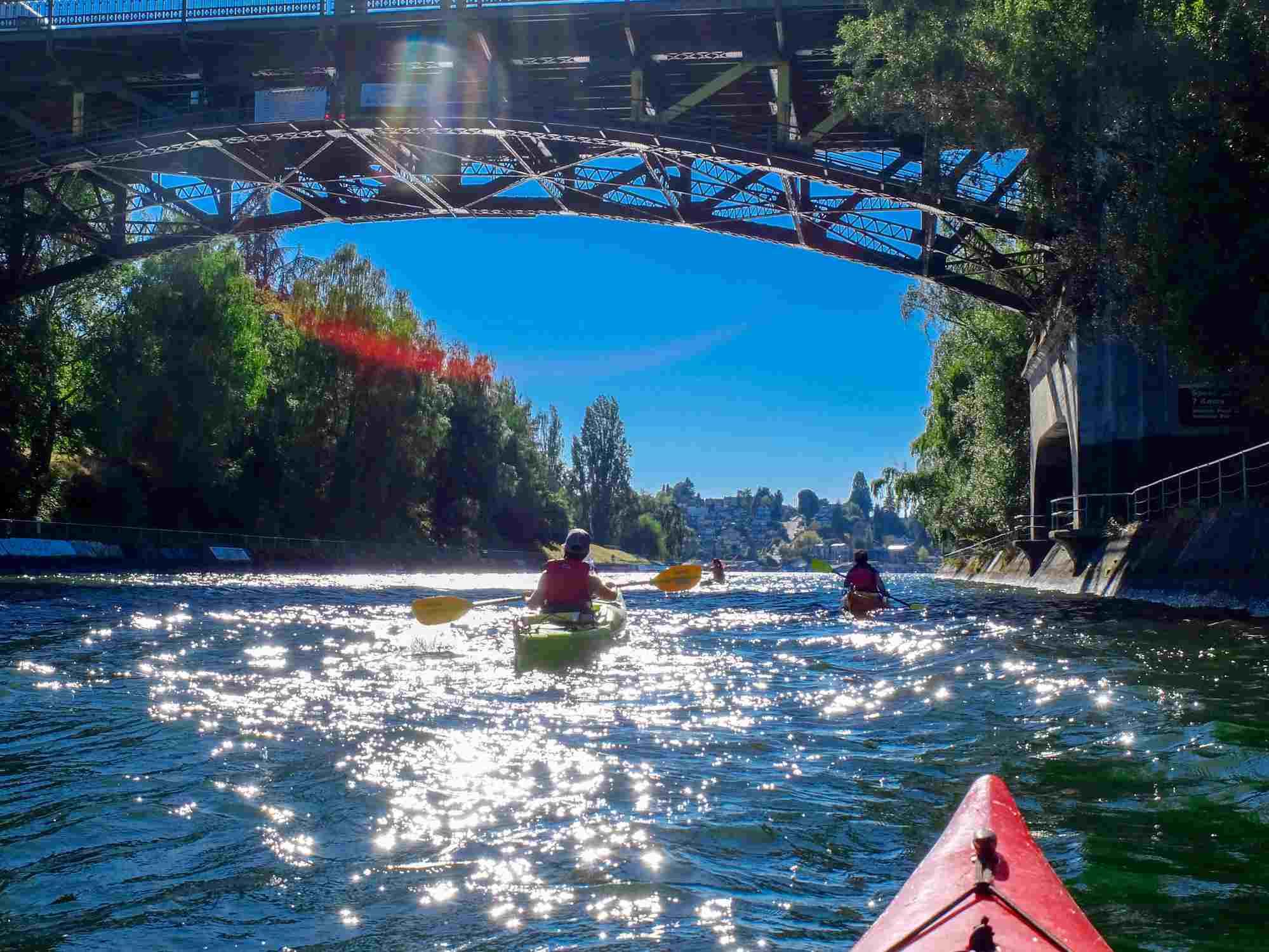 Ballard Kayaking
